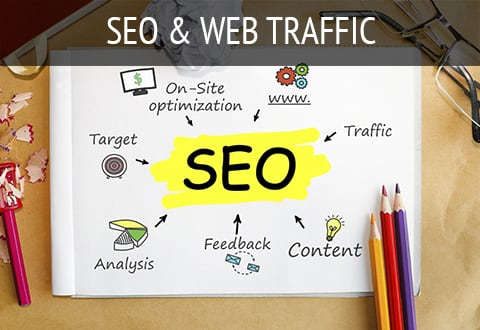 SEO & Web Traffic
